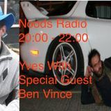 Yves Sunday Windown w/ Ben Vince: 11-11-16
