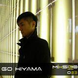 Mixside Podcast 023 - Go Hiyama
