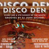 DJ John Michael - Disco Den (The Groundwork Set)