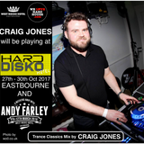 Re-created recording of a set by Craig Jones from A Weekend Away With Andy Farley - March 2017