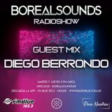 Diego Berrondo - BorealSounds Radioshow (Episode 23)