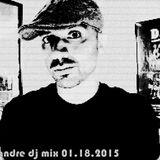 Daniel Andre - DJ Mix 1/18/2015