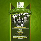 Supersonic vs Foundation Sound Friendly Dub Fi Dub Dec 2008