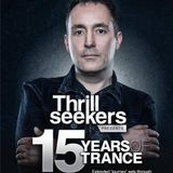 The Thrillseekers Live @ 15 Years Of Trance @ Trancegression, Melbourne, Australia 31-03-2016