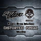 Sub Zero Project vs. Warface and N-Vitral - Funky Drum Machine (Distorted Freqz Mashup)