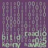Kenny Hawkes Space mix @ Vibratsioon (2001?)