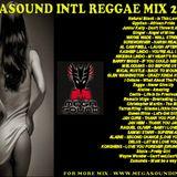 DJ MEGA -  MEGASOUND INTL - REGGAE 2013 MIX