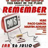 Sala Texola V Remember de los 90 by Paco Garcia Julio 2014