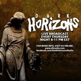 Dark Horizons Radio - 10/23/14 (Darktober - Part 1)