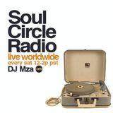 Soul Circle Radio w/ DJ Mza Pt. II