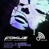Rowpieces & Kasper - Fokuz Recordings Podcast #19