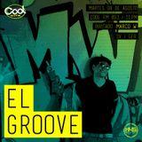 EL GROOVE Radio Show 024 - MW