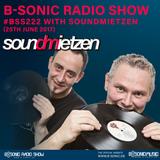 B-SONIC RADIO SHOW #222 by Soundmietzen