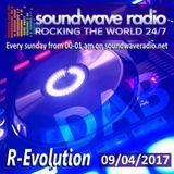 R-Evolution 09/04/2017 on soundwaveradio.net