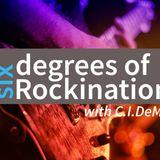 Six Degrees of Rockination, 5 October 2019