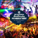 THE GOBLIN @IllumiNaughty Takeover Psychedelic Forest - Boomtown CH9 - Behind the Mask - 2017