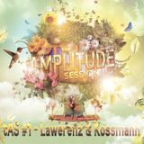 """tAS #1 -  the Amplitude Sessions - """" Lawerenz & Kossmann """"  in the Mix - March 2015"""