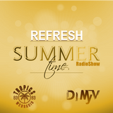 REFRESH |SUMMER TIME RadioShow #04| TROPICS83 WebRadio - Dj MyV