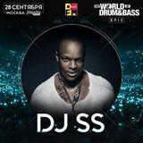 DJ SS - Live at World of Drum&Bass Epic (28.09.2019) WWW.DABSTEP.RU