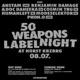 "Modeselektor at ""50 Weapons Labelnight"" @ Horst Krzbrg (Berlin - Germany) - 8 July 2011"