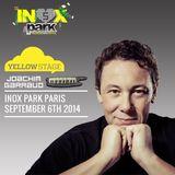 Joachim Garraud Live @ Inox Park Festival (5ème Edition)