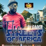 THE STREETS OF AFRICA MIX TAPE