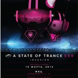 Sean Tyas  - Live @ A State of Trance  550 (Kiev, Ukraine) - 10.03.2012