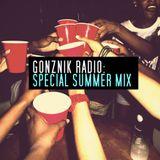 Gonznik Radio: Special Summer Mix