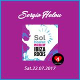 Sergio Helou @ Sol House Mallorca Mixed by Ibiza Rocks Sat.22.07.2017