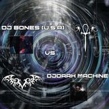 DJ Bones vs. DJ Darkmachine Club Sessions Dark Industrial