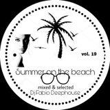 Summer on the Beach - by Dj Fabio dea  vol. 19