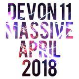 Devon 11 - April 2018 - Massive