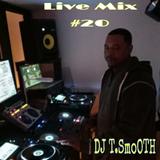 ROOM 14 LOUNGE  DJ T-SMOoTH LIVE MIX #20
