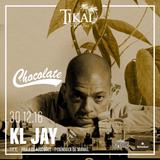 DJ KL Jay - Chocolate@Tikal Warm Up 2016