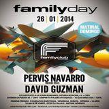 Pervis Navarro @ Familyday 26.01.14