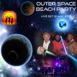 SOUL IN THE ALGARVE 2019 - Outer Space Beach Party - Live Set
