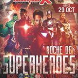 Noche De Super Heroes-Ricote House Session Dj Uriel Rodriguez