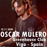 Oscar Mulero - Live @ Greenhouse Club, Vigo - Spain (10.11.2000)