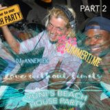"""""""Live recording"""" from Yuni's beach house party , Part 2 by DJ Annemiek"""