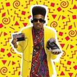 Boombox and Hi Tops - 80s, New Jack Swing, Funk