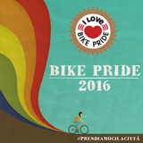 I Love BIKE PRIDE - Bike Pride 2016