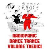 Radiopanic Dance Trance Volume Tredici