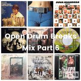 Open Drum Breaks Mix Part 6