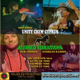 Blessed Vibrations 18 // Unity Crew in session