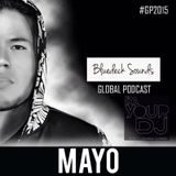 Global Podcast Mayo by Wilson Robalino a.k.a Bluedeck Sounds
