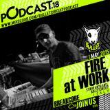 Bulletcast#018@FIRE AT WORK