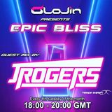 """Epic Bliss 015 """"Trance Energy Radio""""- J Rogers guest mix"""