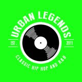 Urban Legends Classic Hip Hop, New Jack Swing and R&B In The Mix 26-06-16