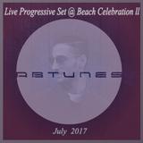 Abtunes Progressive Psytrance set Live recorded @ Beach Celebration ll
