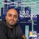 #Podcast Solo Negocios | 14.11: El economista @AbramAldo, J.C.Abdala de @AgroKilimo y @LlamandoAlDr